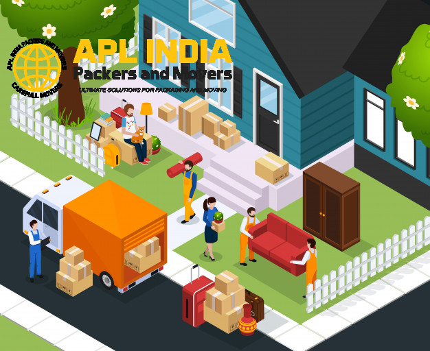 Packers and movers in saltlake